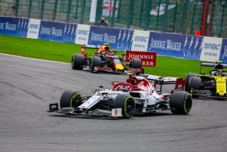 Fotos GP Bélgica F1 2019 Foto 110