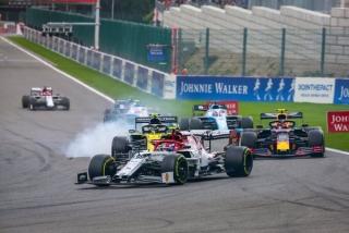Fotos GP Bélgica F1 2019 Foto 111