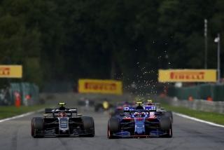 Fotos GP Bélgica F1 2019 Foto 114
