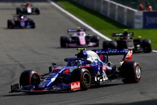 Fotos GP Bélgica F1 2019 Foto 116