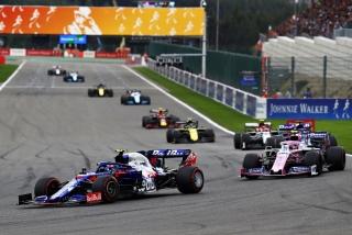 Fotos GP Bélgica F1 2019 Foto 117