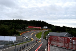 Las fotos del GP de Bélgica F1 2020