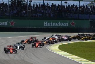 Fotos GP Brasil F1 2017 Foto 24