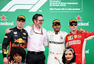 Fotos GP Brasil F1 2018 Foto 66