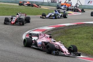 Fotos GP China F1 2017 Foto 82