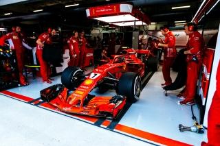 Fotos GP China F1 2018 Foto 16