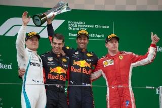 Fotos GP China F1 2018 Foto 101