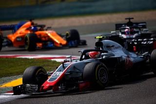 Fotos GP China F1 2018 Foto 88