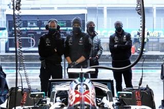 Las fotos del GP de Eifel F1 2020 Foto 3