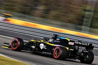 Las fotos del GP de Eifel F1 2020 Foto 37