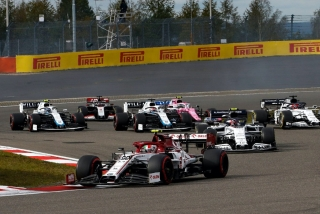 Las fotos del GP de Eifel F1 2020 - Miniatura 54