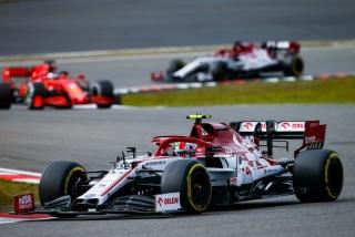 Las fotos del GP de Eifel F1 2020 - Miniatura 56