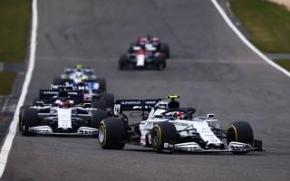 Las fotos del GP de Eifel F1 2020 - Miniatura 65