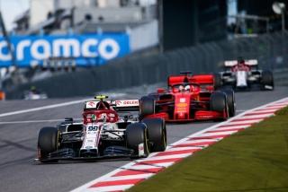 Las fotos del GP de Eifel F1 2020 - Miniatura 66