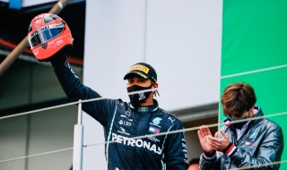 Las fotos del GP de Eifel F1 2020 - Miniatura 72