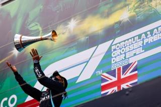 Las fotos del GP de Eifel F1 2020 - Miniatura 75
