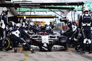 Las fotos del GP de Eifel F1 2020 - Miniatura 82