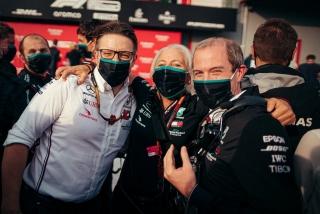 Las fotos del GP de Emilia Romaña F1 2020 - Miniatura 4