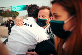 Las fotos del GP de Emilia Romaña F1 2020 - Miniatura 7