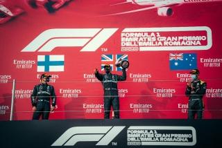 Las fotos del GP de Emilia Romaña F1 2020 - Miniatura 10