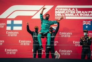 Las fotos del GP de Emilia Romaña F1 2020 - Miniatura 11