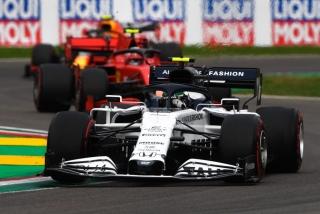 Las fotos del GP de Emilia Romaña F1 2020 - Miniatura 12