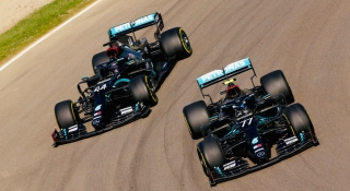 Las fotos del GP de Emilia Romaña F1 2020 - Miniatura 14