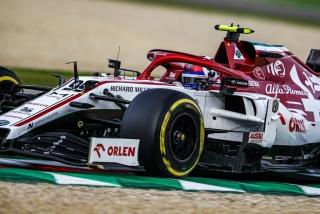 Las fotos del GP de Emilia Romaña F1 2020 - Miniatura 17