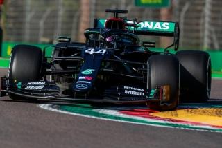 Las fotos del GP de Emilia Romaña F1 2020 - Miniatura 19