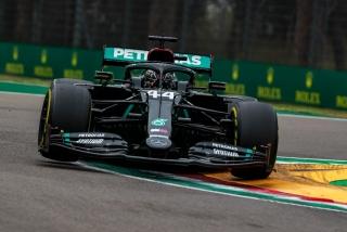 Las fotos del GP de Emilia Romaña F1 2020 - Miniatura 24