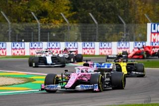 Las fotos del GP de Emilia Romaña F1 2020 - Miniatura 27