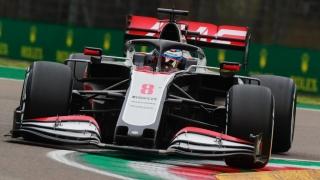 Las fotos del GP de Emilia Romaña F1 2020 - Miniatura 30