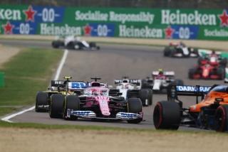 Las fotos del GP de Emilia Romaña F1 2020 - Miniatura 31