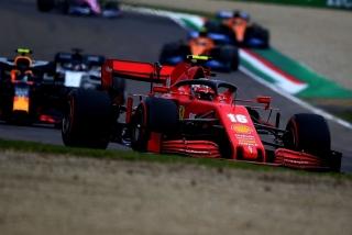 Las fotos del GP de Emilia Romaña F1 2020 - Miniatura 32