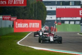 Las fotos del GP de Emilia Romaña F1 2020 - Miniatura 37