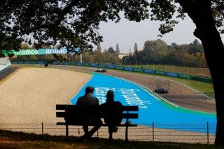 Las fotos del GP de Emilia Romaña F1 2020 - Miniatura 49