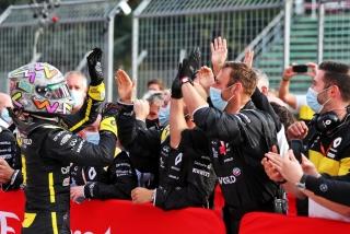 Las fotos del GP de Emilia Romaña F1 2020 - Miniatura 54
