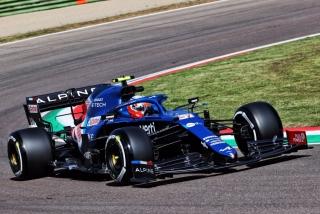 Las fotos del GP de Emilia Romaña F1 2021 - Miniatura 4