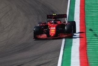 Las fotos del GP de Emilia Romaña F1 2021 - Foto 1