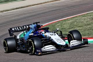 Las fotos del GP de Emilia Romaña F1 2021 - Miniatura 5