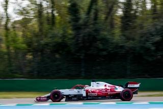 Las fotos del GP de Emilia Romaña F1 2021 - Miniatura 12