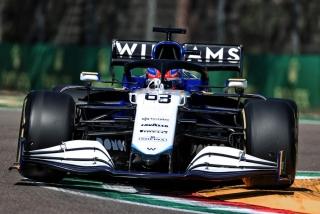 Las fotos del GP de Emilia Romaña F1 2021 - Miniatura 16