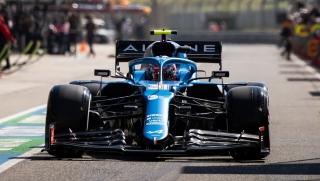 Las fotos del GP de Emilia Romaña F1 2021 - Miniatura 17