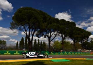 Las fotos del GP de Emilia Romaña F1 2021 - Miniatura 18