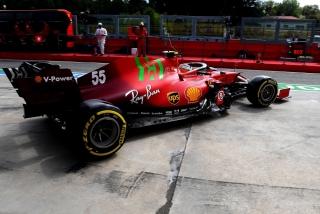 Las fotos del GP de Emilia Romaña F1 2021 - Miniatura 19