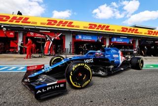 Las fotos del GP de Emilia Romaña F1 2021 - Miniatura 22