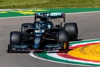Las fotos del GP de Emilia Romaña F1 2021 - Miniatura 24