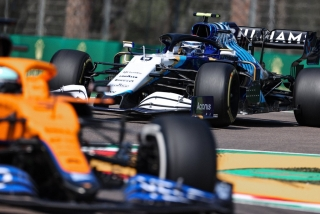 Las fotos del GP de Emilia Romaña F1 2021 - Miniatura 33