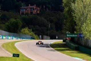 Las fotos del GP de Emilia Romaña F1 2021 - Miniatura 35