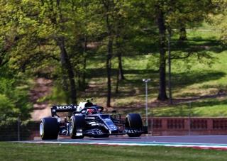 Las fotos del GP de Emilia Romaña F1 2021 - Miniatura 36